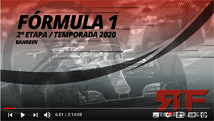 rF1 Brasil @ GP do Bahrein - 2ª Etapa Temporada 2020