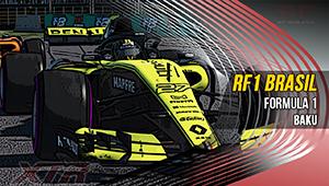 GP Baku - 4ª Etapa