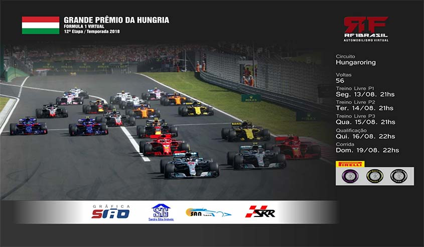 GP Hungria - 12ª Etapa