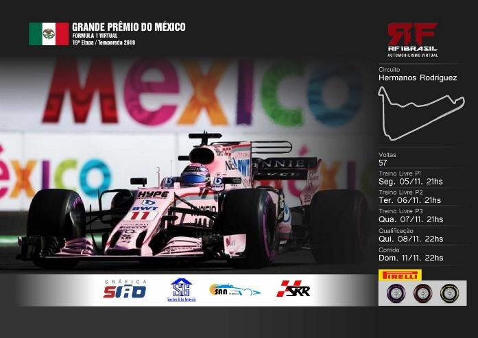 GP Hermanos Rodriguez - 19ª Etapa